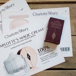 Charlotte Tilbury Pillow Talk & Magic Cream Bundle
